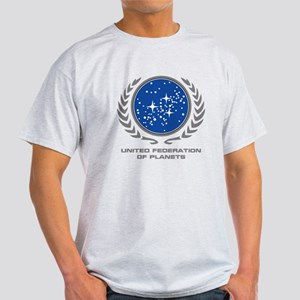 United Federation of Planets Light T-Shirt