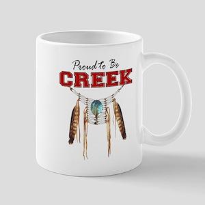 Proud to be Creek Mug