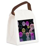 Night Jewels Canvas Lunch Bag