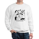Bring in the UN Peace Keepers Sweatshirt