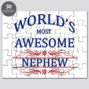 World's Most Awesome Nephew Puzzle