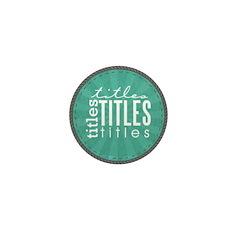 CK Summer Camp 2013 Titles Merit Badge Mini Button