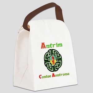 Antrim,wheel,Arms Canvas Lunch Bag