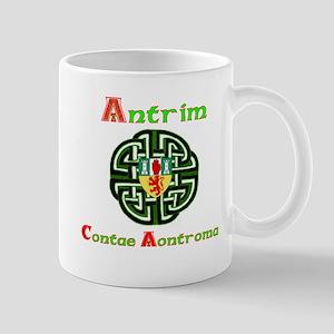 Antrim,wheel,Arms Mug