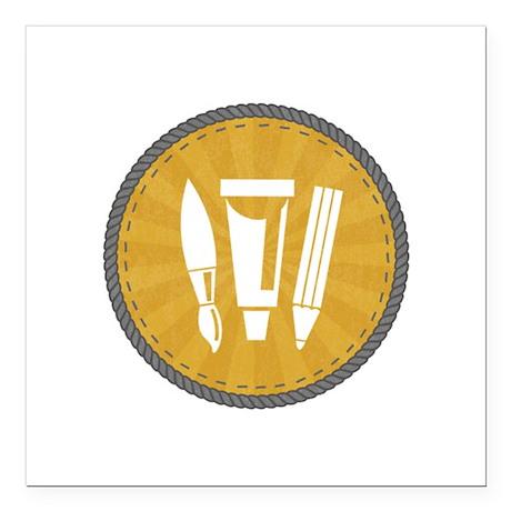 CK Summer Camp 2013 Color Mediums Merit Badge Squa
