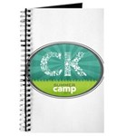 Creating Keepsakes Summer Camp 2013 Logo Journal