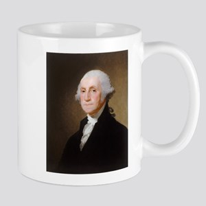Gilbert Stuart - George Washington (2) Mug