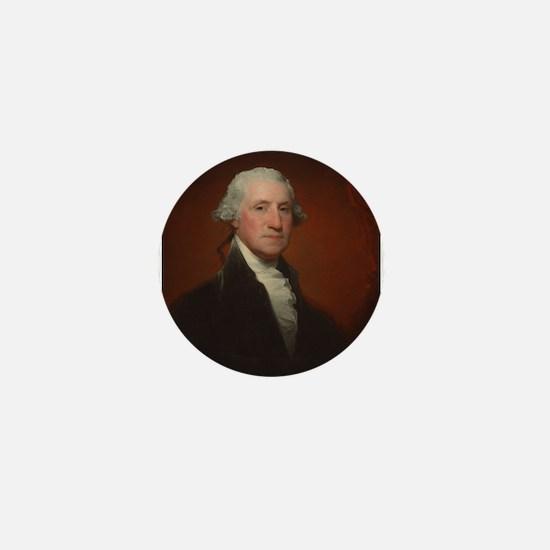 Gilbert Stuart - George Washington Mini Button