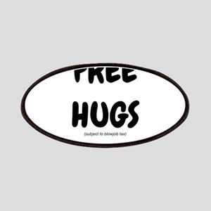 Free Hugs Patches