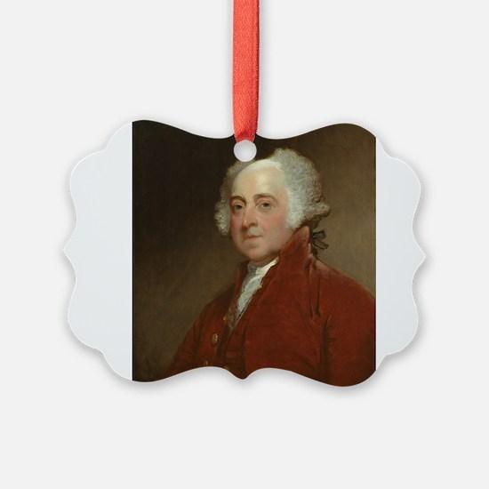 Gilbert Stuart - John Adams Ornament
