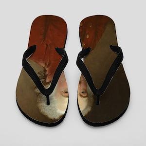 Gilbert Stuart - John Adams Flip Flops