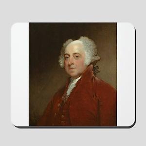 Gilbert Stuart - John Adams Mousepad