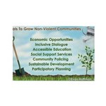 Tools to Grow Non-Violent Communities Rectangle Ma