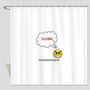 CCSM Shower Curtain