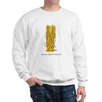 The Secret Nightlife of Sculpture Sweatshirt