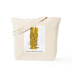 The Secret Nightlife of Sculpture Tote Bag