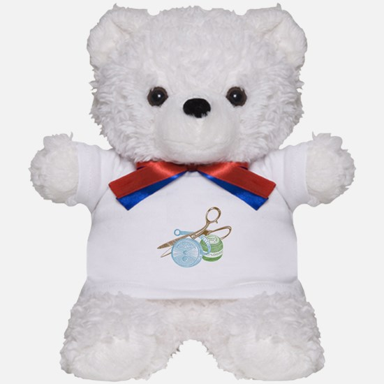 Sewing Teddy Bear