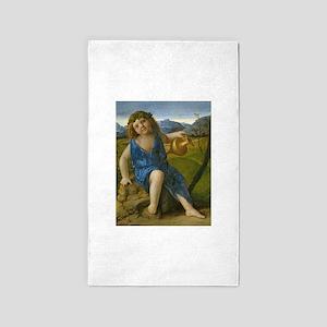 Giovanni Bellini - The Infant Bacchus 3'x5' Area R