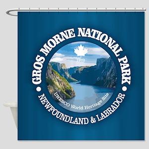Gros Morne National Park Shower Curtain
