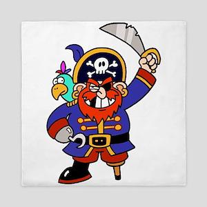 Peg Leg Pirate Queen Duvet