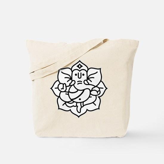 Ganesh Ganesa Ganapati 02_1c Tote Bag