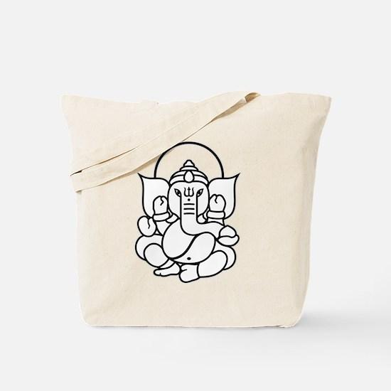 Ganesh Ganesa Ganapati 03_2c Tote Bag