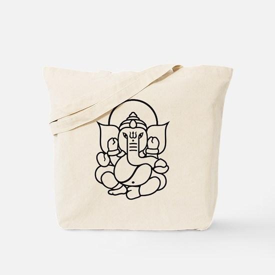 Ganesh Ganesa Ganapati 03.1_1c Tote Bag