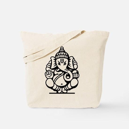Ganesh Ganesa Ganapati 04_1c Tote Bag