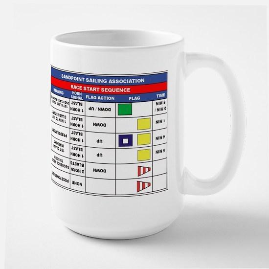 SSA U-S-D Start Large Mug