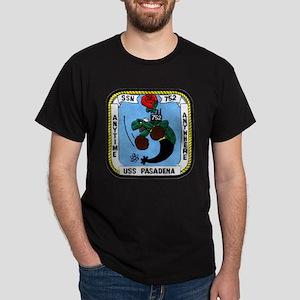 SSN 752 USS Pasadena Dark T-Shirt