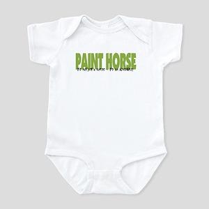 Paint Horse IT'S AN ADVENTURE Infant Bodysuit