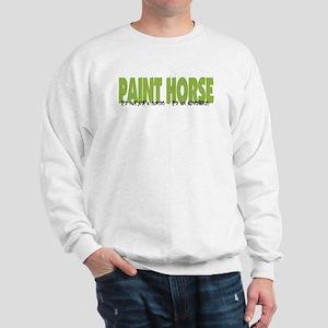 Paint Horse IT'S AN ADVENTURE Sweatshirt