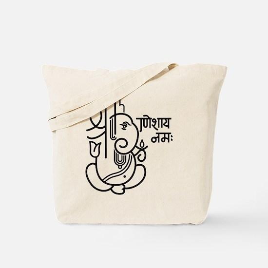 Ganesh Ganesa Ganapati 05_1c Tote Bag