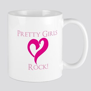 Pretty Girls Rock Mug