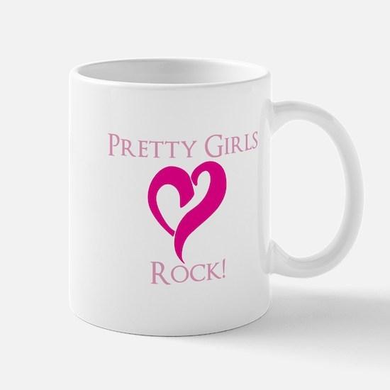 Pretty Girls Rock Mug