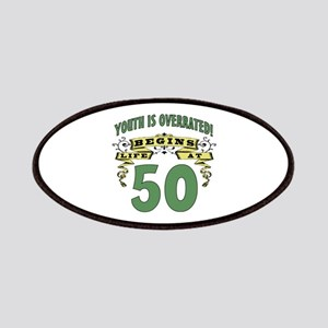 Life Begins At 50 Patches