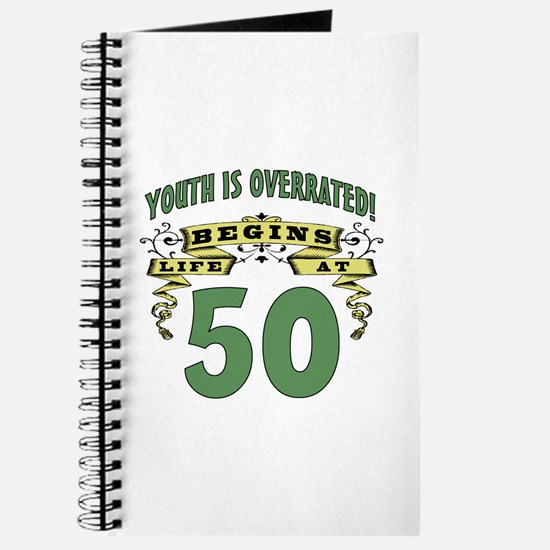 Life Begins At 50 Journal