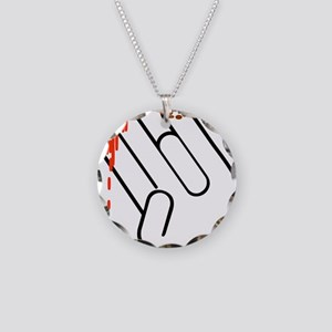 The Shocker Hand Necklace