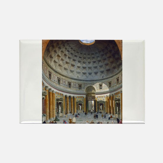 Giovanni Paolo Panini - Interior of the Pantheon R