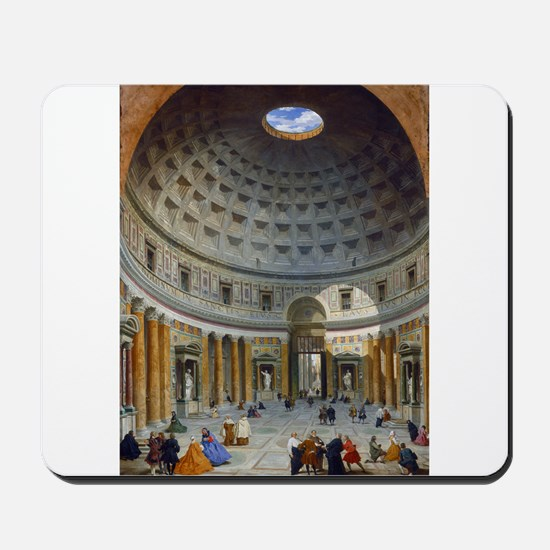 Giovanni Paolo Panini - Interior of the Pantheon M