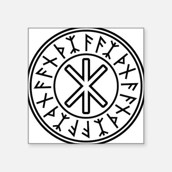 Odin's Protection No.2_2c Sticker