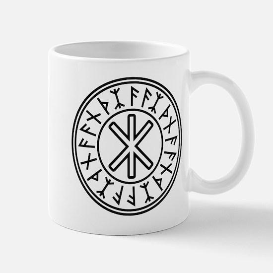 Odin's Protection No.2_2c Mug