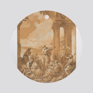 Giovanni Paolo Panini - Saint Paul Preaching in A