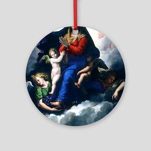 Girolamo da Carpi - The Apparition of the Virgin O