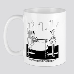 May I See Your Learner's Permit? Mug