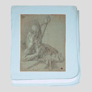 Hans Rottenhammer - Neptune baby blanket