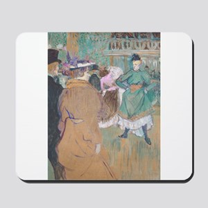 Henri de Toulouse-Lautrec - Quadrille at the Moul