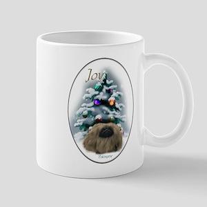 Pekingese Christmas Mug