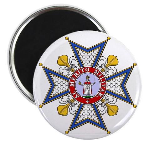"""Order of St. Ferdinand 2.25"""" Magnet (10 pack)"""