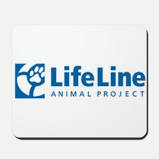 LifeLine Animal Project Mousepad
